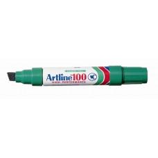 Marqueur Artiline 100 pointe biseauté 7.5 - 12mm