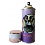 """Bombe de peinture """"True Colorz"""" -009- Effet cuivre 400ml"""